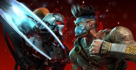 Eyedol es el personaje final de la Season 3 de <em>Killer Instinct</em>