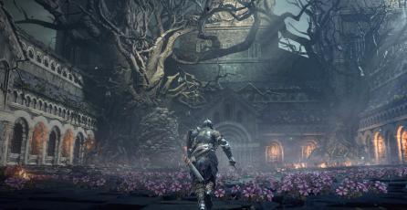 Jugador mata jefe final de Dark Souls 3 con alfombra de baile