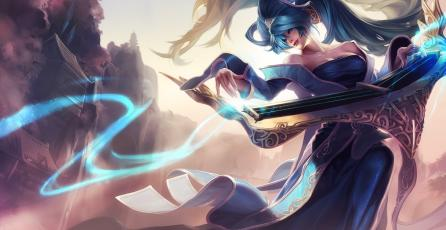 League of Legends: Sona, el campeón más OP del parche 6.14