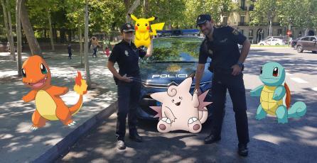 Policía de España entrega guía de seguridad para <em>Pokémon Go</em>