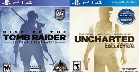 Director de <em>Uncharted</em> bromea con la nueva portada de <em>Rise of the Tomb Raider</em>