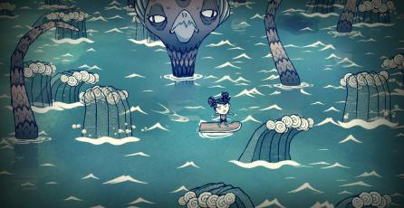 <em>Don't Starve: Shipwrecked</em> tiene fecha de salida en PS4