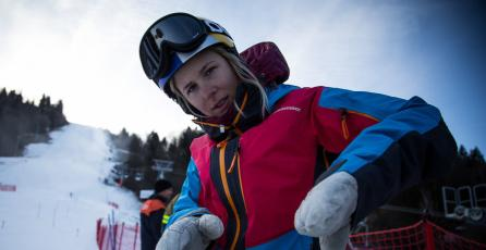 Esquiadora profesional Matilda Rapaport murió grabando video para Ubisoft en Chile