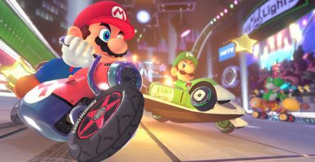 Estudio demuestra que jugar <em>Mario Kart</em> te hace mejor conductor