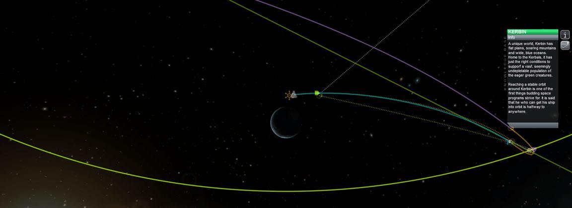 Kerbal Space Program es un juego sumamente complejo