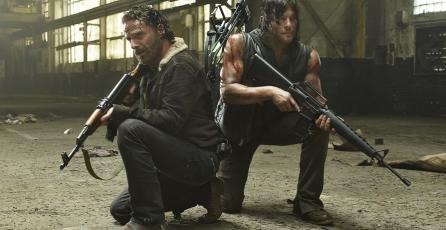 Tráiler de la séptima temporada de <em>The Walking Dead</em> subtitulado al español