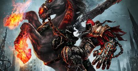 <em>Darksiders</em> llegará a PS4, Xbox One y Wii U