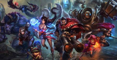 El juego competitivo de League of Legends cambiará