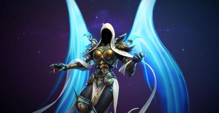 Conoce a Auriel, la nueva heroína de <em>Heroes of the Storm</em>