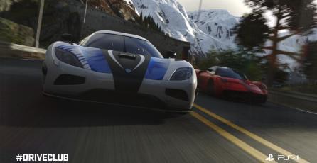Es oficial: <em>DriveClub VR</em> llegará a PlayStation VR