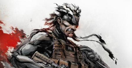 La franquicia <em>Metal Gear Solid</em> ya vendió 49.2 millones de copias
