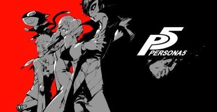 Revisa los nuevos videos de gameplay de <em>Persona 5</em>