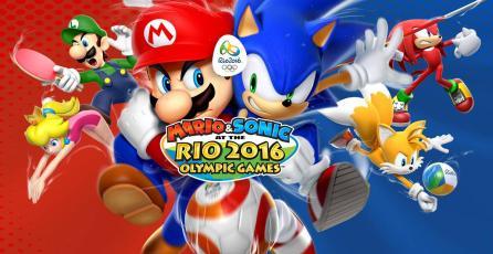 Acusan a nuevo juego olímpico de Sonic y Mario de traer una grosería