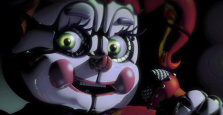 <em>Five Nights at Freddy's: Sister Location</em> llegará en octubre