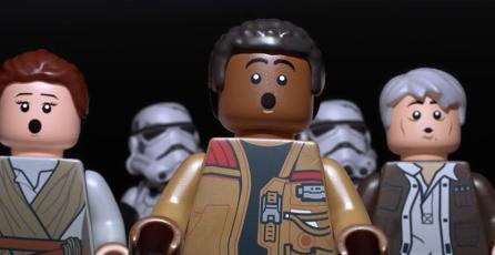 <em>LEGO Star Wars: Episode VII</em> continúa como líder en las ventas de Reino Unido