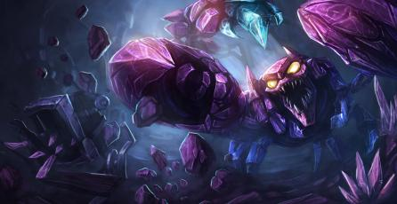 League of Legends: Dominando y Ganando con Skarner