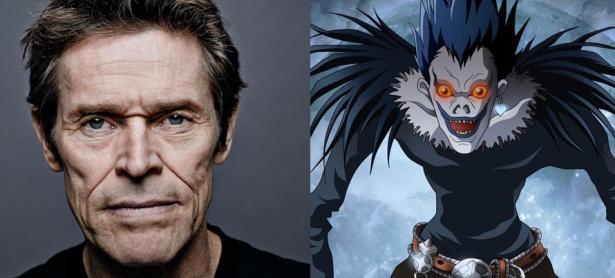 Willem Dafoe se une al elenco de la nueva película de Death Note