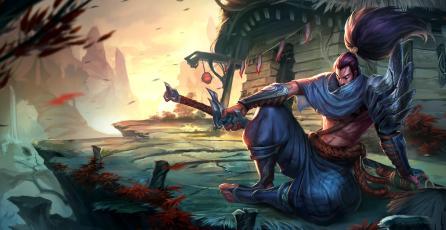League of Legends: Yasuo sería el próximo campeón en recibir nerfs