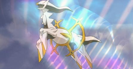 Locura para obtener a <em>Pokémon</em> Arceus en Chile