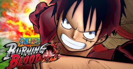 <em>One Piece: Burning Blood</em> tiene fecha de salida para PC