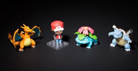 Pokémon celebra veinte años con un pack de figuras