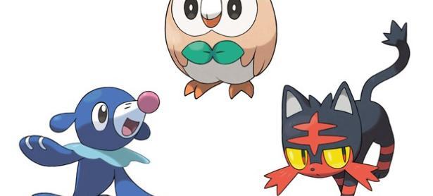 Aparecen nuevos Pokémon para las versiones <em>Sun</em> y <em>Moon</em>