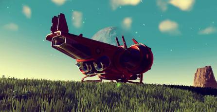 Cómo reparar tu nave en <em>No Man's Sky</em>