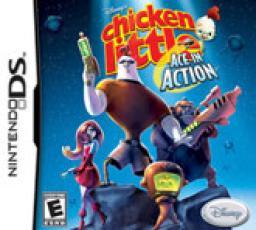 Disneys Chicken Little: Ace in Action