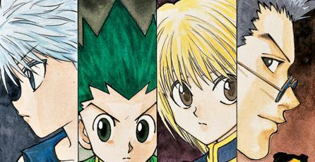 Manga de <em>Hunter X Hunter</em> vuelve a resumir su producción