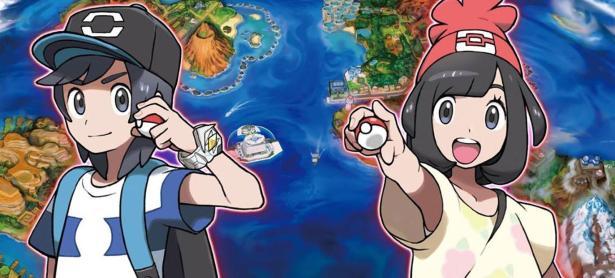 REPORTE: Se filtran imágenes del nuevo tráiler de <em>Pokémon Sun & Moon</em>