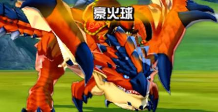 <em>Monster Hunter Stories</em> presenta a Barioth y Rathalos