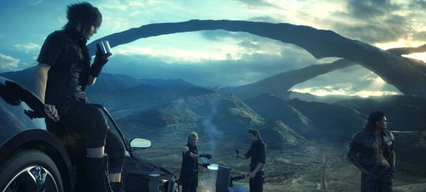 Square Enix presenta nuevo tráiler de <em>Final Fantasy XV</em>