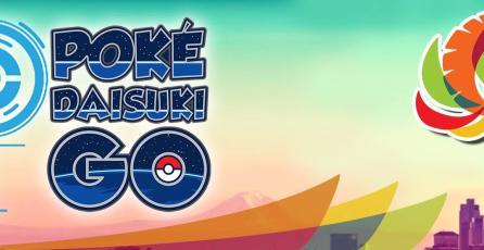 Así fue la primera junta masiva de Pokémon Go