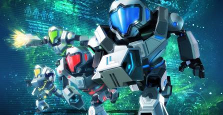 Samus salva el día en <em>Metroid Prime: Federation Force</em>