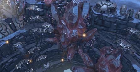 Mira las nuevas capturas de <em>Halo Wars 2</em>