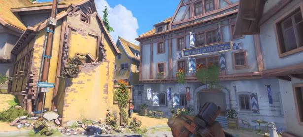 Anuncian nuevo mapa para <em>Overwatch</em> a estrenarse en septiembre