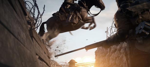 Explican cómo funcionarán los caballos en <em>Battlefield 1</em>