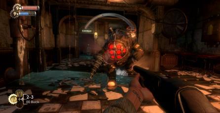 Imágenes: <em>BioShock</em> (PS4)