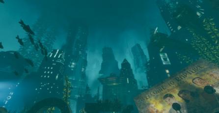Imágenes: <em>BioShock 2</em> (PS4)