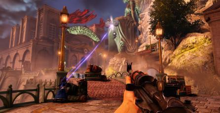 Imágenes: <em>BioShock Infinite</em> (PS4)