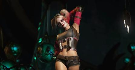 <em>Injustice 2</em> introduce a Deadshot y Harley Quinn