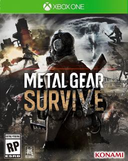 Metal Gear: Survive