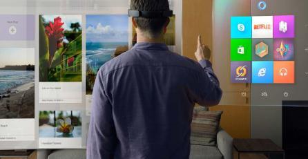 Juegan clásicos de NES en HoloLens