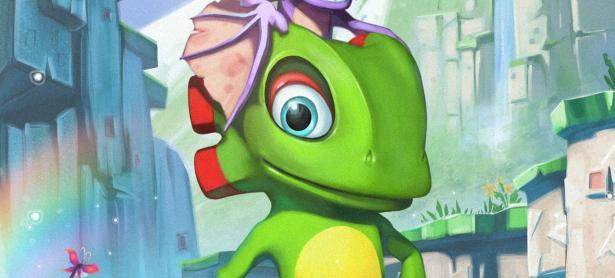 Muestran avance de <em>Yooka-Laylee</em> en gamescom 2016
