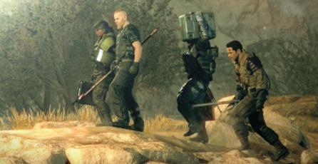 Éstas son las nuevas capturas de <em>Metal Gear Survive</em>