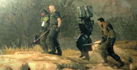 Muestran nuevas imágenes de <em>Metal Gear Survive</em>