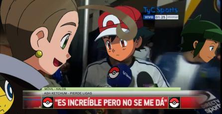 Ash perdió la Liga Kalos: ¿Cómo reaccionó Internet?