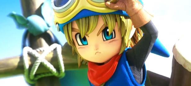 <em>Dragon Quest Builders</em> podría llegar a NX