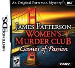 James Patterson Womens Murder Club: Games of Passion