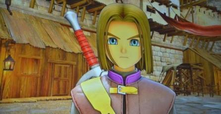 <em>Dragon Quest XI</em> llegaría también a Nintendo NX